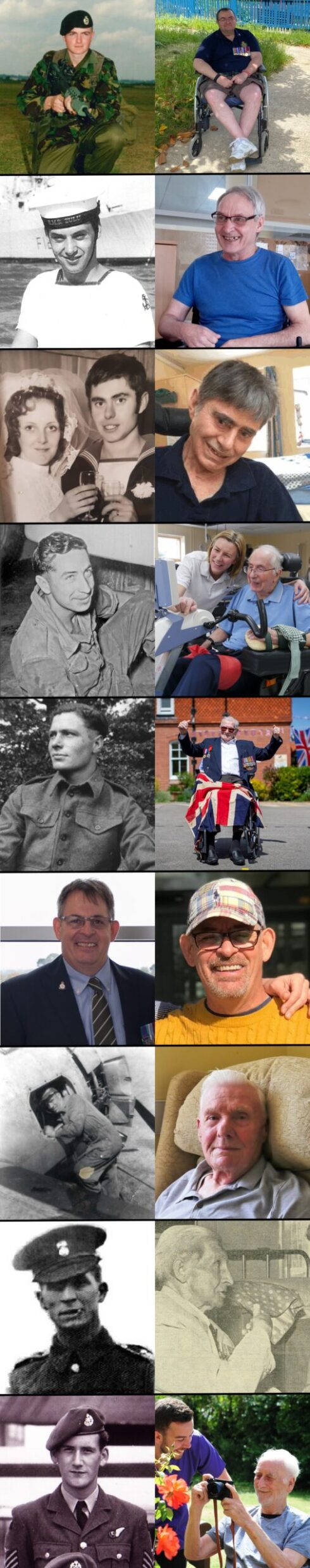 10 Veterans