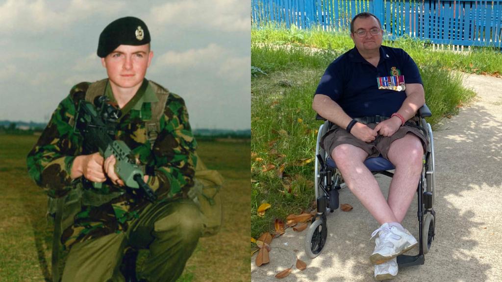 Steve Boylan - ex-Royal Engineer