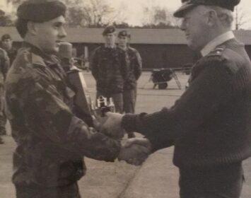 Craig Bones RAF Regt 1986