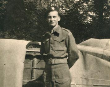 Peter Hawkins 1944/1945
