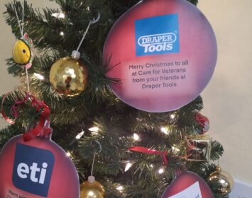 Messages on our tree of festive cheer 2