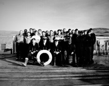 HMS Protector 1985
